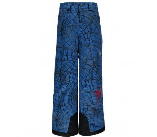 Pantaloni Schi si Snowboard Spyder Marvel Hero B Albastru