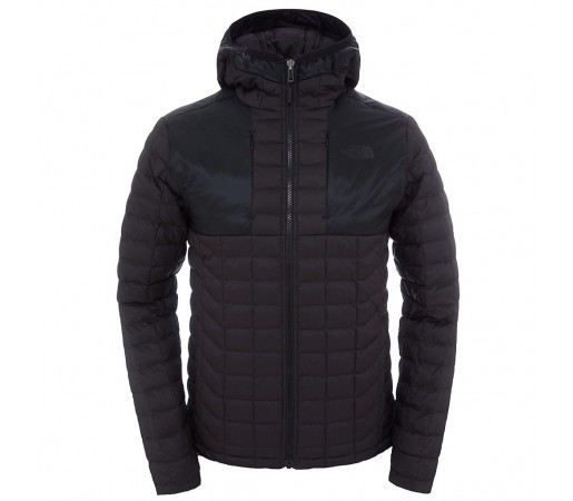 Geaca The North Face M Thermoball Plus Hoodie Neagra