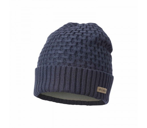 Caciula Unisex Columbia Hideaway Haven Cabled Beanie OS Mov