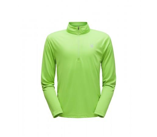 Bluza Mid-Layer Barbati Spyder Limitless Solid Verde