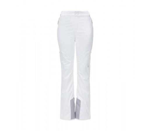 Pantaloni Femei Ski Spyder Kaleidoscope Alb