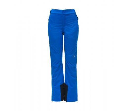 Pantaloni Femei Ski Spyder Kaleidoscope Albastru