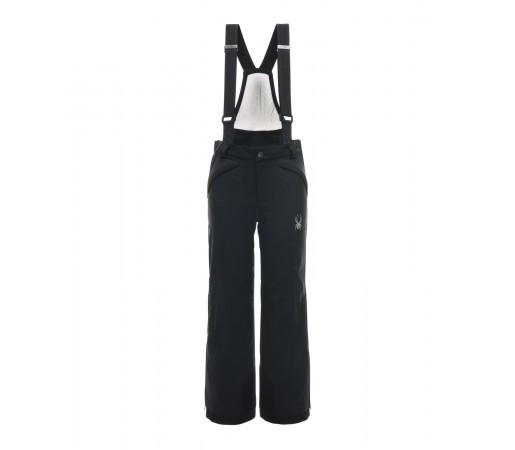 Pantaloni Baieti Ski Spyder Guard Negru