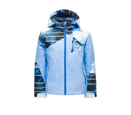 Geaca Fete Ski si Snowboard Spyder Ava Albastru