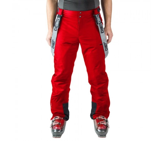 Pantaloni Schi Diel Sport Chase M Rosu