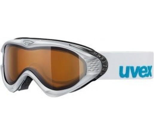 Ochelari Ski si Snowboard Uvex Onyx Pola Alb