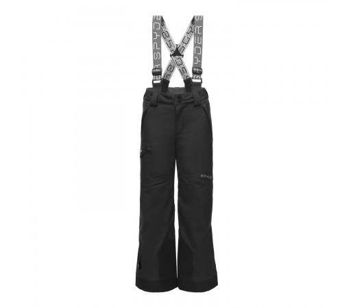 Pantaloni Ski Baieti Spyder Propulsion Black (Negru)