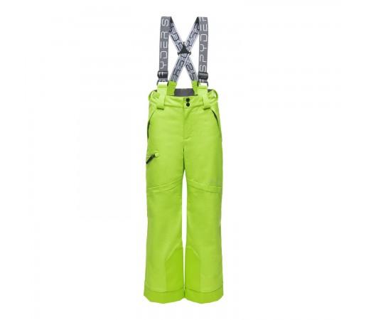 Pantaloni Ski Baieti Spyder Propulsion Mojito (Verde)