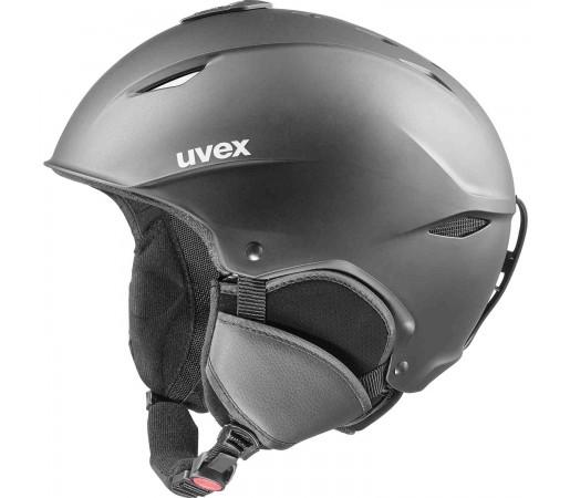 Casca Ski si Snowboard Unisex Uvex Primo Black Mat (Negru)