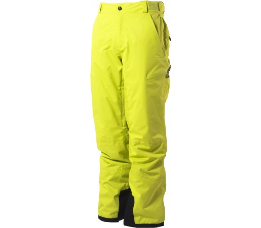 Pantaloni schi si snowboard Fundango Jetta Galbeni