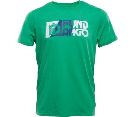 Tricou Fundango Basic T Logo 11 Verde