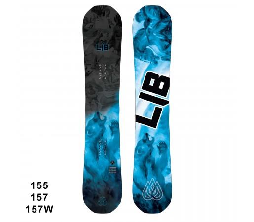 Placa Snowboard Barbati Lib Tech T-Rice PRO HP C2 2019