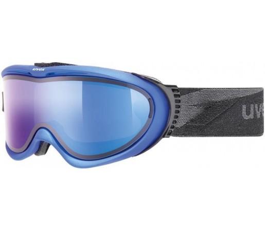 Ochelari Ski si Snowboard Uvex Comanche Take Off Albastru/Negru