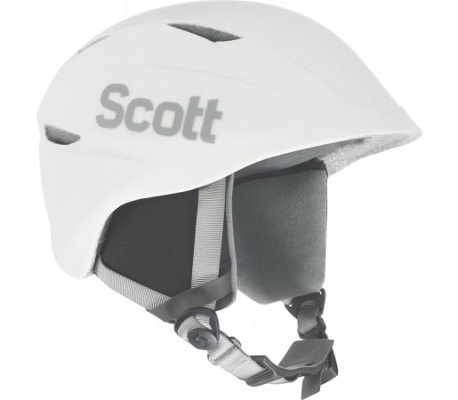 Casca Scott Keeper White