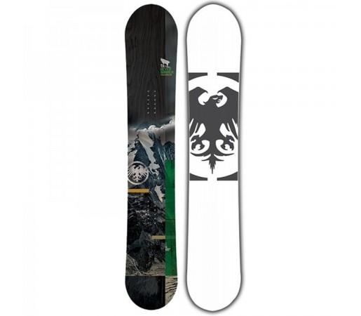 Placa Snowboard Unisex Never Summer Chairman 157 Alb