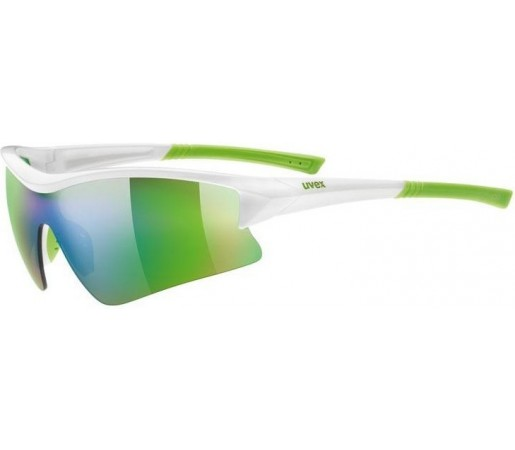 Ochelari sport Uvex Sportstyle 103 Verde/Alb