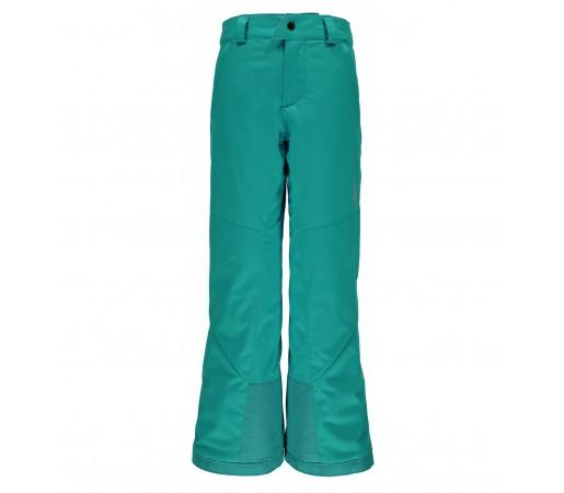 Pantaloni Schi si Snowboard Spyder Vixen G Albastru