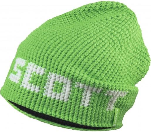 Caciula Scott Team 50 Verde/Alb