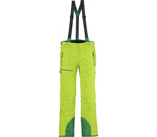 Pantaloni schi si snowboard Scott Vertic 2L Insulated Lady Verzi