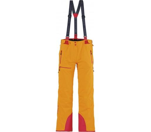 Pantaloni schi si snowboard Scott Vertic 2L Insulated Lady Portocalii