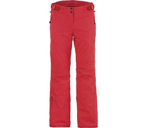 Pantaloni schi si snowboard Scott Ultimate Dryo Lady Rosii
