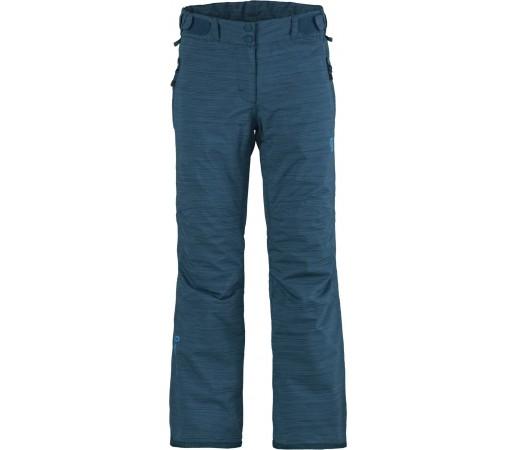 Pantaloni schi si snowboard Scott Ultimate Dryo Lady Verde/Albastru