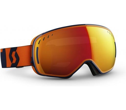 Ochelari snowboard si schi Scott Junior Voltage LCG Portocaliu/Negru