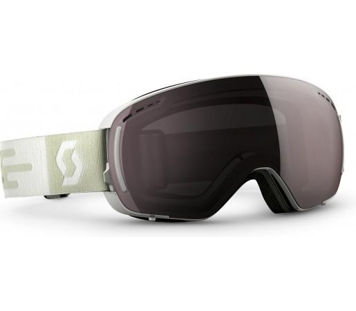 Ochelari schi si snowboard Scott LCG Compact Negru/Alb
