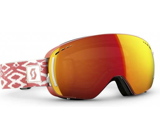 Ochelari schi si snowboard Scott LCG Compact Roz/Rosu