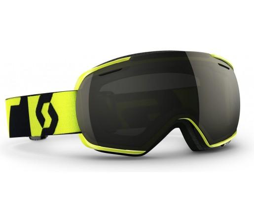 Ochelari schi si snowboard Scott Linx Galben/Negru