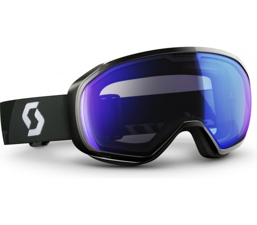 Ochelari schi si snowboard Scott Fix Negru/Albastru