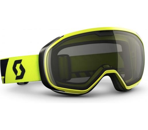 Ochelari schi si snowboard Scott Fix Galben/Negru