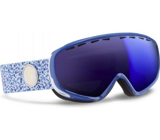 Ochelari schi si snowboard Scott Dana Albastri