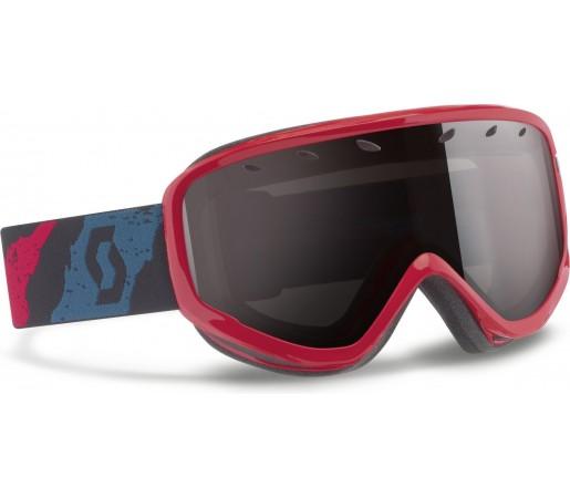Ochelari schi si snowboard Scott Capri Albastru/Rosu