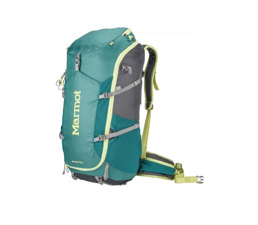 Rucsac Femei Hiking Marmot Graviton 37 Verde