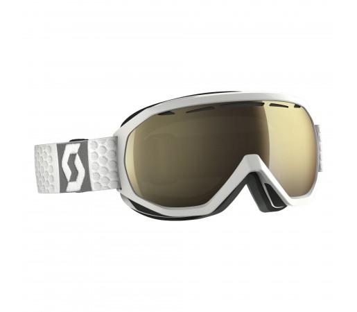 Ochelari ski si snowboard Scott Notice OTG Albi / Light Sensitive Bronze Chrome