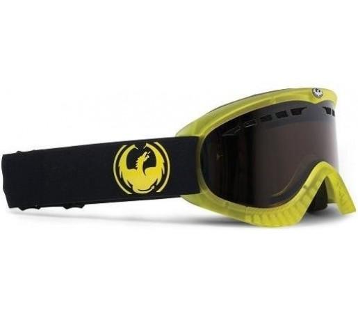 Ochelari Schi si Snowboard Dragon DXS Transp Matte Yellow / Smoke