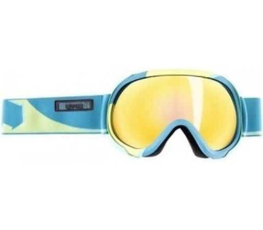 Ochelari Schi si Snowboard Uvex GGL 7 Pro Albastru