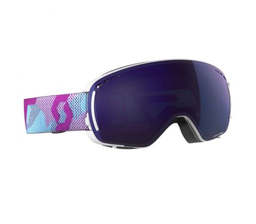 Ochelari Ski si Snowboard Scott LCG Compact Purple / Solar Blue Chrome