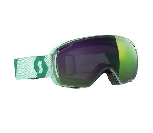 Ochelari Ski si Snowboard Scott LCG Compact Mint / Enhancer Green Chrome