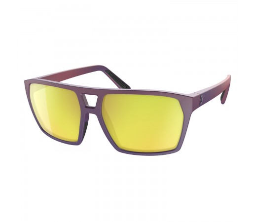 Ochelari Soare Casual Unisex Scott Tune Nitro Purple/Gold Chrome (Mov)