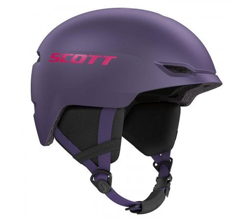 Casca Ski Kids Scott Keeper 2 Deep Violet