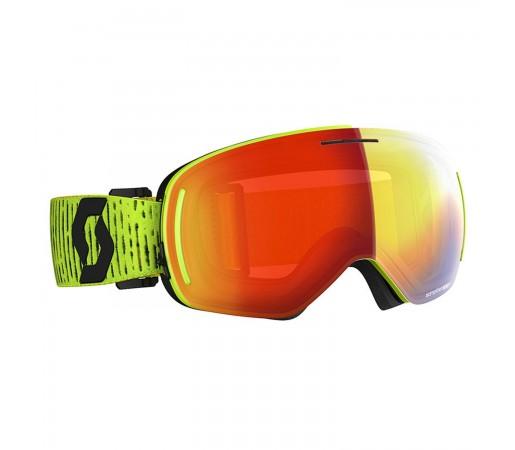 Ochelari Ski Unisex Scott Lcg Evo Yellow/Enhancer Red Chrome