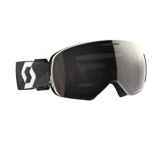Ochelari Ski Unisex Scott Lcg Evo White/Black/Solar Black Chrome
