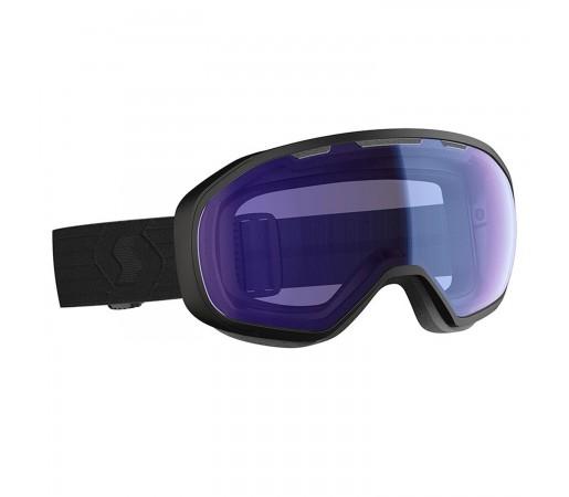 Ochelari Ski Unisex Scott Fix Black/Illuminator Blue Chrome