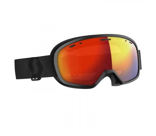 Ochelari Ski Unisex Scott Muse Pro Ls Black/Light Sensitive Red Chrome