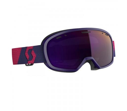 Ochelari Ski Unisex Scott Muse Pro Deep Violet/Enhancer Purple Chrome