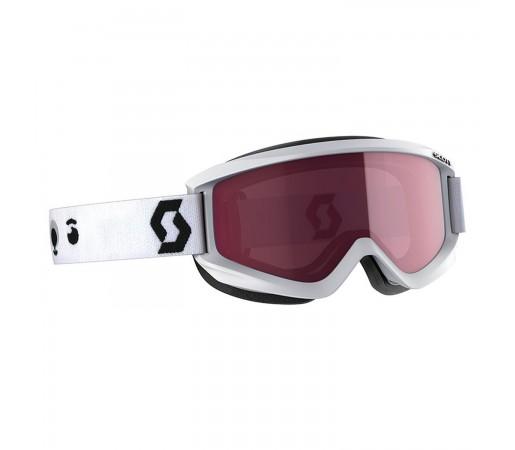 Ochelari Ski Copii Scott Jr Agent Polar White/Enhancer