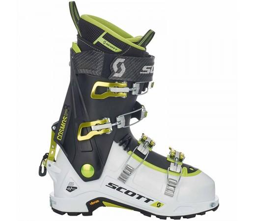 Clapari Ski Unisex Scott Cosmos III 115 White/Black