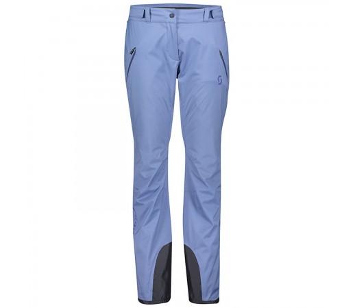 Pantaloni Ski Femei Scott Ultimate Drx Riverside Blue